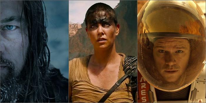 Sindicato dos Diretores de Arte consagra 'Mad Max', 'O Regresso' e 'Perdido em Marte'