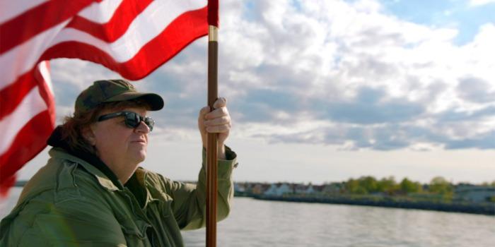 Novo filme de Michael Moore será exibido de graça, em Flint