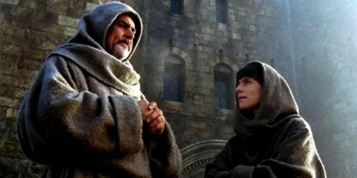 Homenagem a Umberto Eco: O Nome da Rosa (1986)