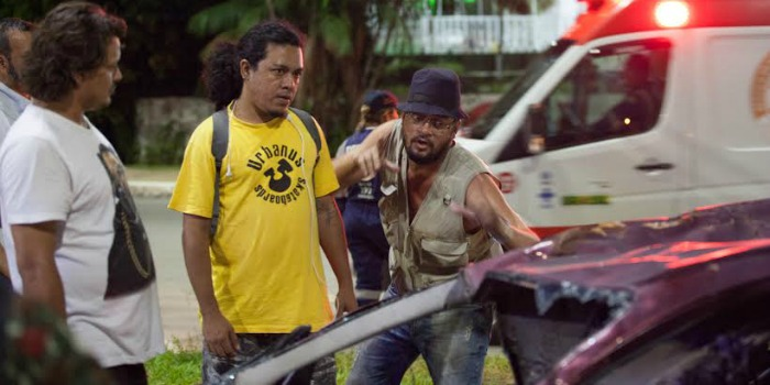 Jimmy Christian investe no cinema e prepara suspense 'Mawé'