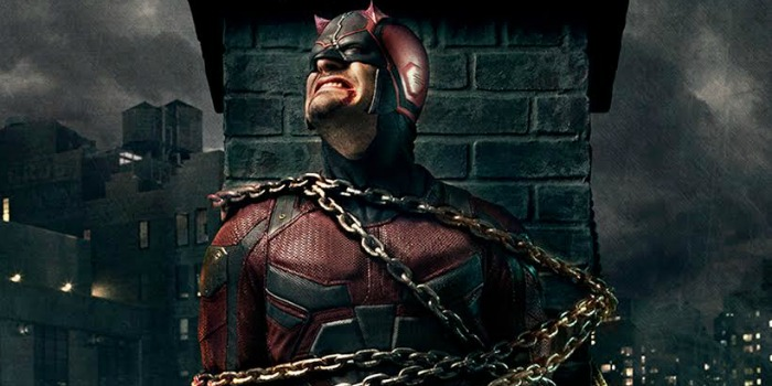 Netflix e Marvel lançam teasers de 'Demolidor', 'Luke Cage' e 'Defensores'