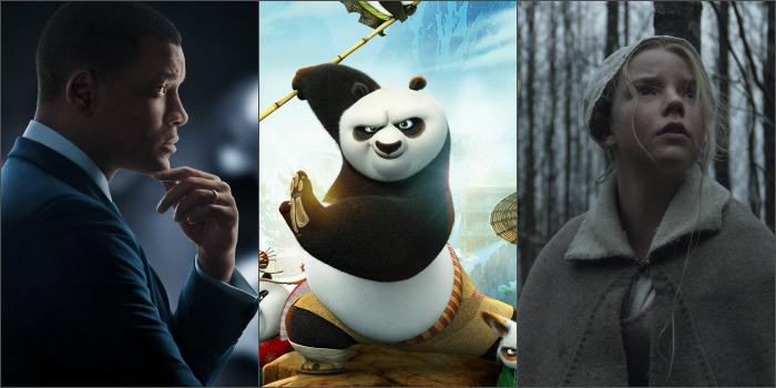 'Kung Fu Panda 3', 'A Bruxa' e novo de Will Smith são atrações nos cinemas de Manaus