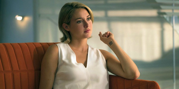 Shailene Woodley não demonstra interesse em fazer 'Divergente' na TV