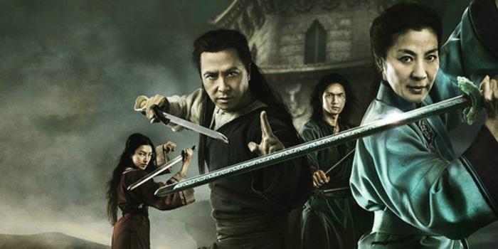 'O Tigre e o Dragão: A Espada do Destino' é tudo, menos um épico