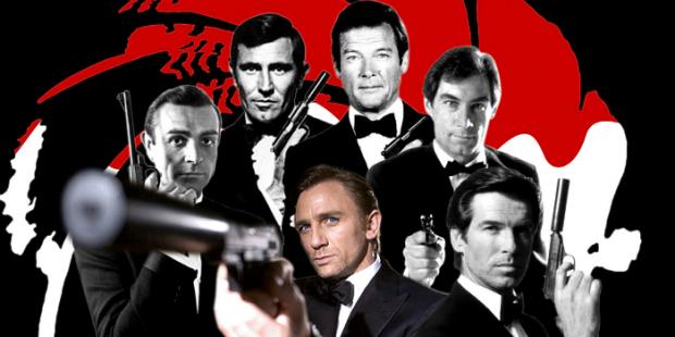 Eleição Cine Set - Quem será o novo James Bond?