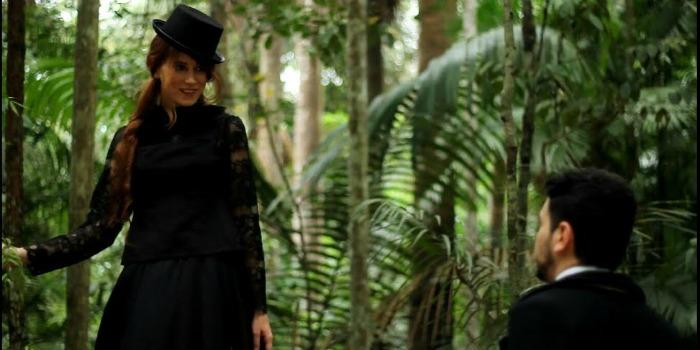 Atriz cubana integra elenco de drama de época do cinema amazonense
