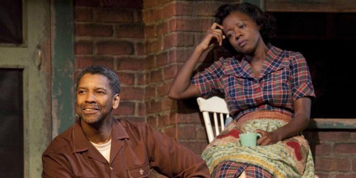 Denzel Washington e Viola Davis serão protagonistas de 'Fences'