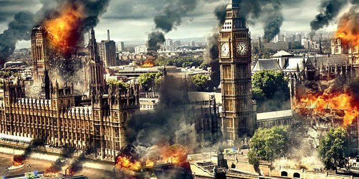Invasão à Londres: ação cresce e banalidade segue