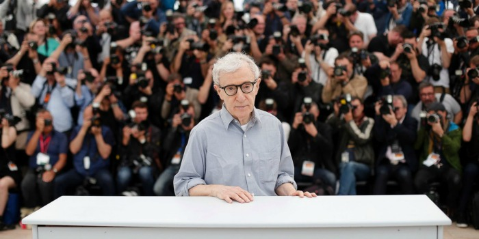 Amazon Studios cancela tapete vermelho do novo filme de Woody Allen