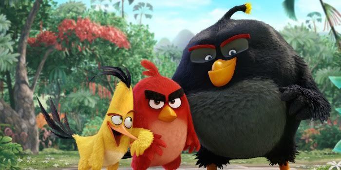 Angry Birds – O Filme: animação derrapa com roteiro fraco