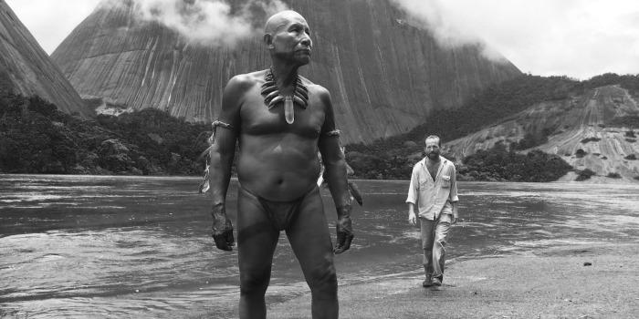 O Abraço do Conhecimento e a Amazônia no Cinema