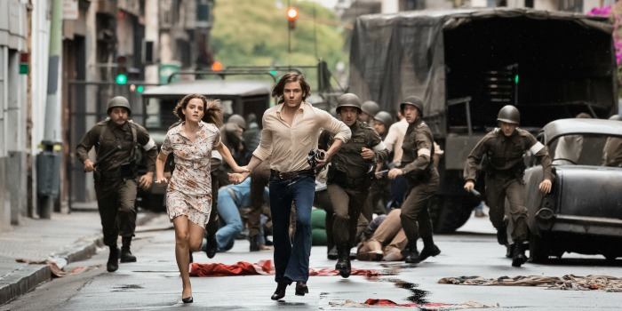 Filme de amor e pouca revolução