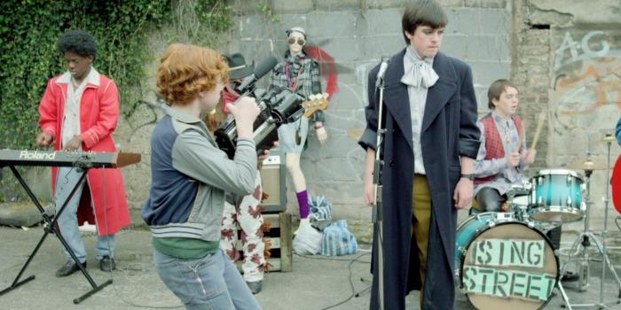 'Sing Street': uma vibrante homenagem musical aos anos 80