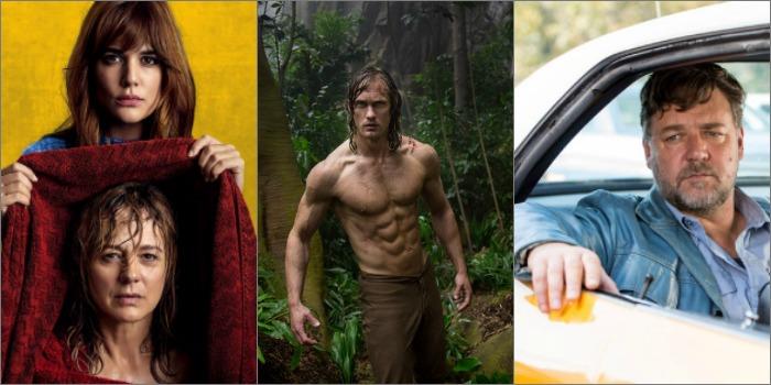 Almodóvar, Russell Crowe e Tarzan são atrações nos cinemas de Manaus
