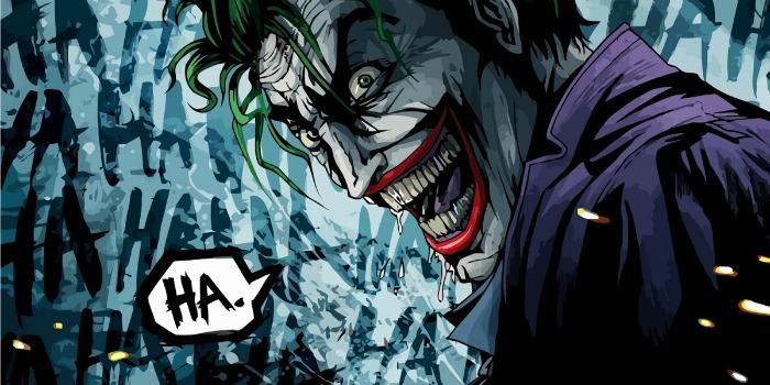 Coringa em Batman: A Piada MOrtal