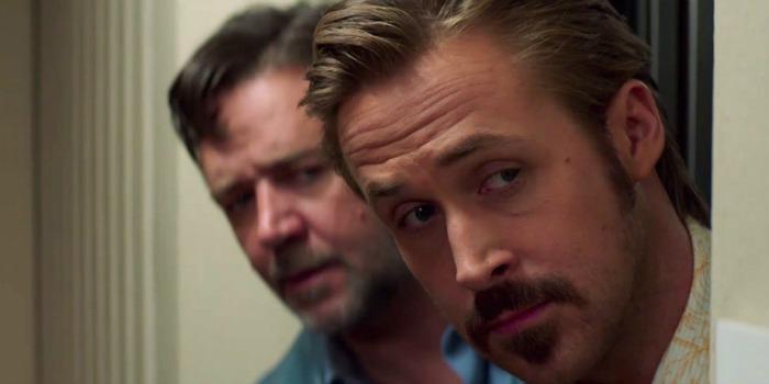 'Dois Caras Legais': Shane Black brilha mais que Crowe e Gosling