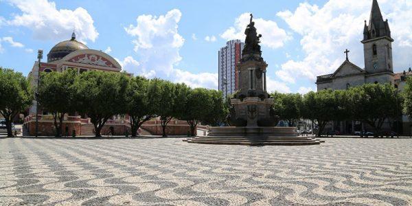 Websérie amazonense traz os fantasmas do Largo de São Sebastião com sabor de tacacá