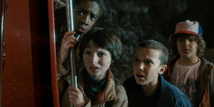 'Stranger Things': a surpresa do ano na televisão americana