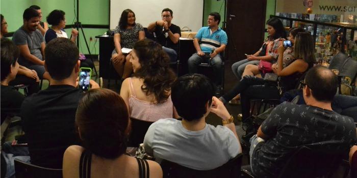 Galeria de Fotos do 'Precisamos Falar Sobre Séries' na Livraria Saraiva, em Manaus