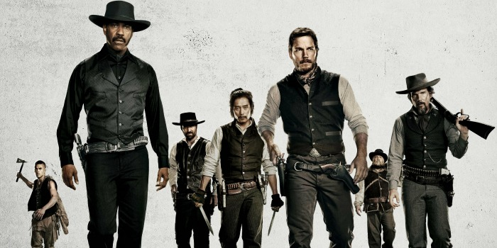 'Sete Homens e um Destino': filme pipoca de alta qualidade
