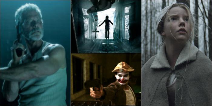 2016 – O melhor ano para o horror em muito tempo
