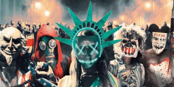 '12 Horas para Sobreviver: O Ano da Eleição': pseudoterror com consciência social
