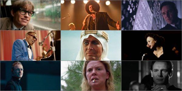 Cinco clichês básicos e o ponto alto das Cinebiografias