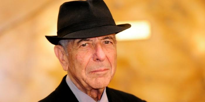Leonard Cohen e o cinema