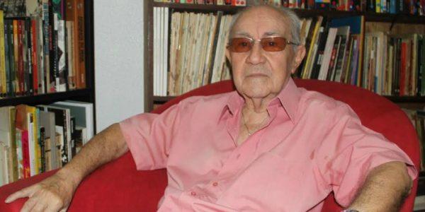 Morre José Gaspar, crítico de cinema e criador da Revista Cinéfilo