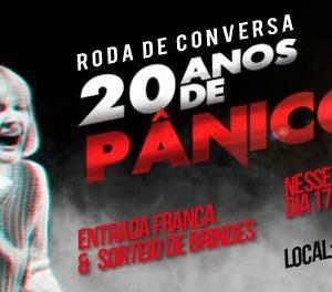 """Roda de Conversa: 20 Anos de """"Pânico"""""""