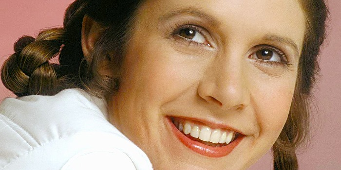 Carrie Fisher: a princesa ácida e cômica