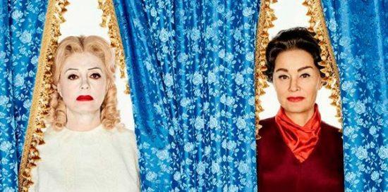 Série sobre rivalidade de Bette Davis e Joan Crawford ganha primeiro teaser