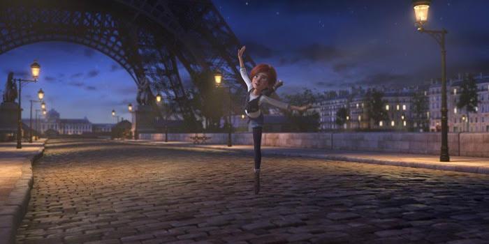 'A Bailarina': animação encantadora compensa história previsível