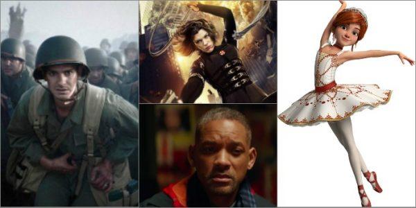 Drama de guerra de Mel Gibson estreia ao lado de outros cinco filmes em Manaus