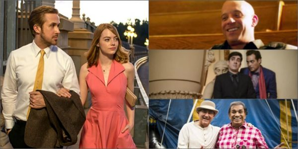 'La La Land' estreia em Manaus ao lado de Vin Diesel, 'Os Penetras' e Trapalhões