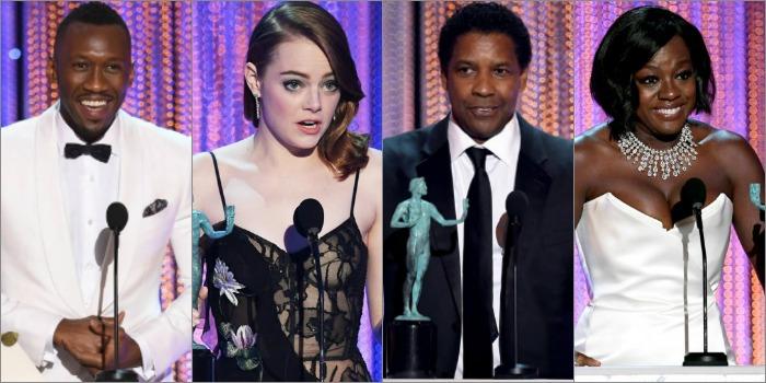 SAG 2017: cinco lições deixadas rumo ao Oscar