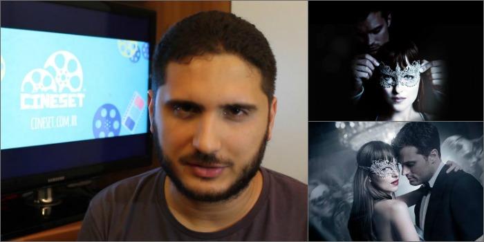 Crítica: Cinquenta Tons Mais Escuros – Videocast Cine Set