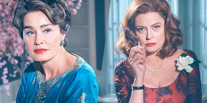 'Feud', episódio 3 – o lado materno de Bette Davis e Joan Crawford