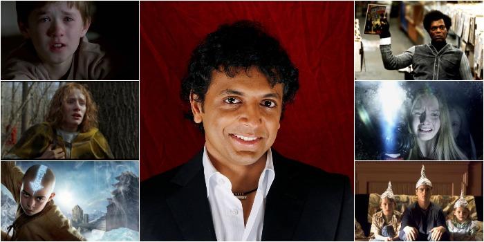 M. Night Shyamalan: Cinco Melhores e o Pior Filmes