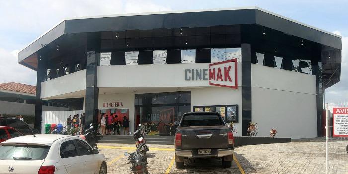 Manacapuru ganha duas salas de cinema e projeção 3D