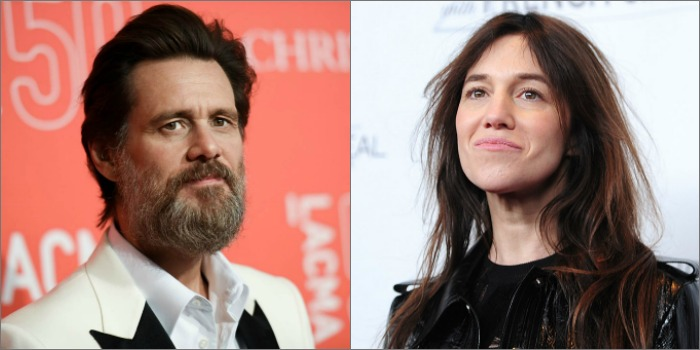 Jim Carrey e Charlotte Gainsbourg serão protagonistas do drama 'True Crimes'