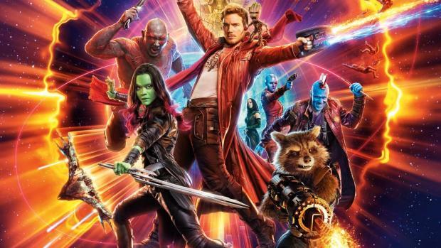 'Guardiões da Galáxia 2' domina bilheterias dos cinemas dos EUA