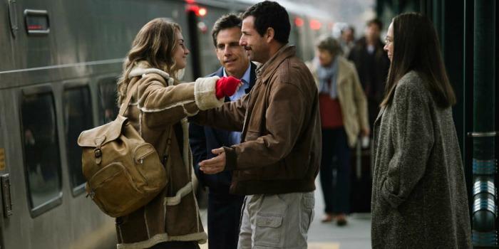 'The Meyerowitz Stories': sim, Adam Sandler entrega o melhor trabalho da carreira