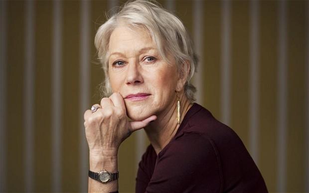 Helen Mirren será protagonista do terror 'Winchester'