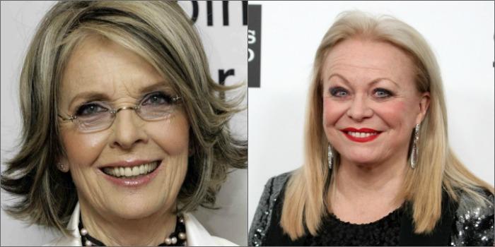 Diane Keaton e Jacki Weaver serão cheerleaders na comédia 'Poms'