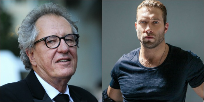 Aventura 'Storm Boy' terá Geoffrey Rush e Jai Courtney no elenco