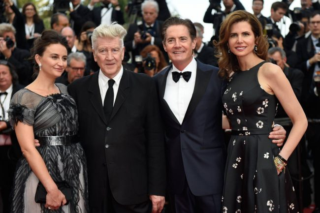 Com 'Twin Peaks', David Lynch é ovacionado no Festival de Cannes