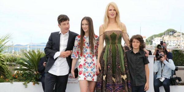 Nicole Kidman diz em Cannes que seu espírito rebelde a leva a papéis estranhos