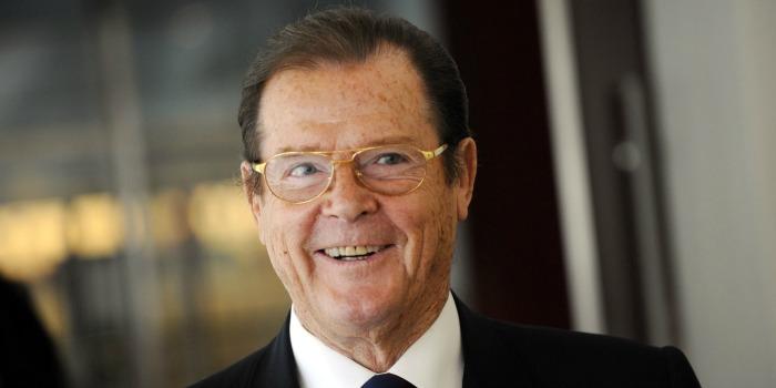Morre Sir Roger Moore, o mais suave e divertido 007 do cinema