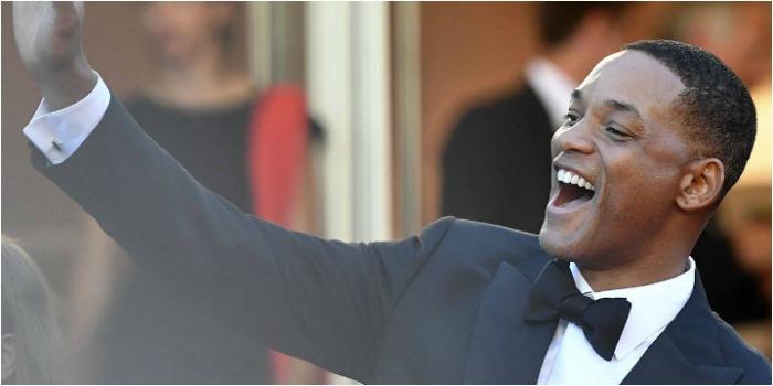Will Smith leva descontração ao júri do Festival de Cannes
